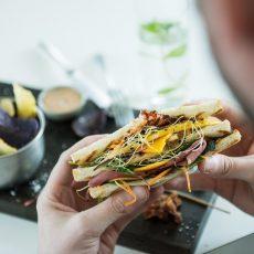 10 maneras de detener los antojos de comida