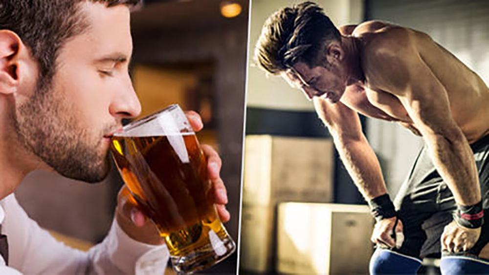 LA RESACA DEL ALCOHOL ES MALA