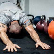 Cómo recuperarse tras un entrenamiento duro