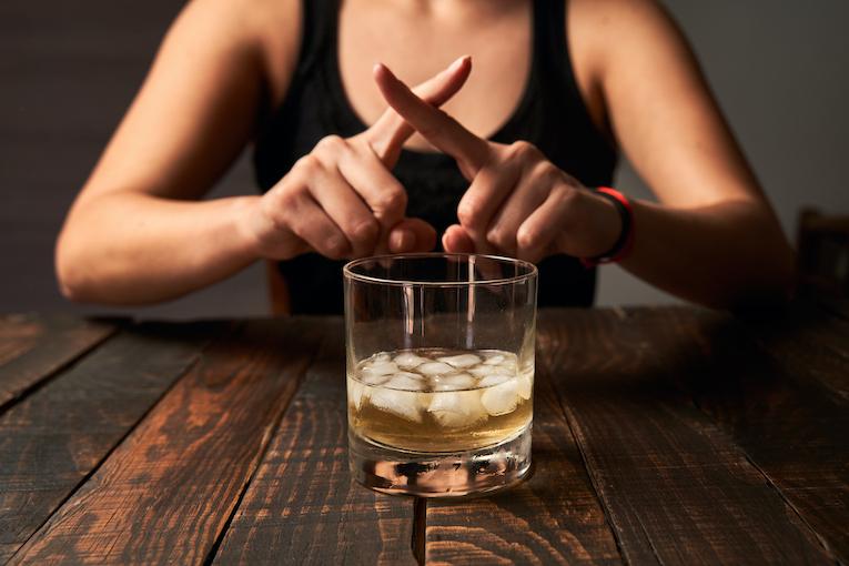 DECIR NO AL ALCOHOL