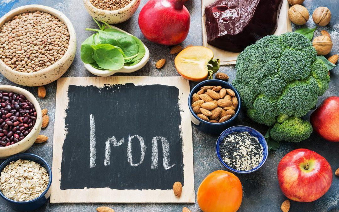 Anemia – Deficiencia de hierro- Cómo tratarla